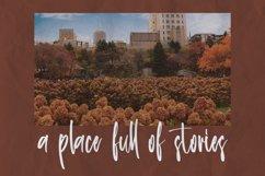 Beautiful Hometown - Brush Script Font Product Image 6