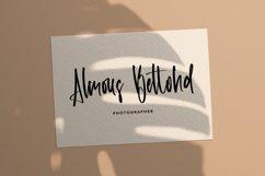 Beautiful Hometown - Brush Script Font Product Image 5