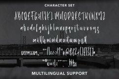 Web Font Beautiful Hometown - Brush Script Font Product Image 4