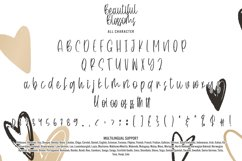 Beautiful Blossoms - Script Font Product Image 4