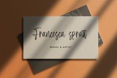 BeautyRaveena - Beauty Handwritten Font Product Image 2