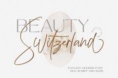 Beauty Switzerland Business Font Product Image 1