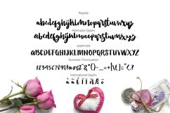 LOVETIME Script family Product Image 5