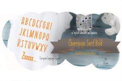 Cherripops Serifs - 4 pack Product Image 3