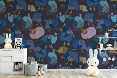 Patterns with guinea fowl Product Image 6