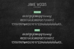 Skinny, Condensed font Jamie Woods Product Image 5