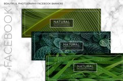 Natural Photography Facebook Banner Product Image 1