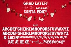 EDITH Lite XMAS Layered Font Promo Product Image 4