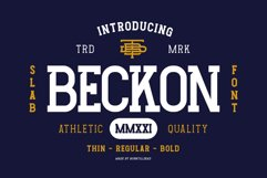 Beckon Product Image 1