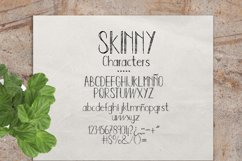Sweet Kiwy: font trio Product Image 3