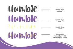 Humble Boys Product Image 5