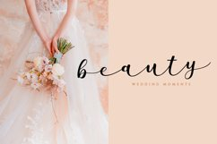 Milda A Bouncy Calligraphy Font Product Image 9
