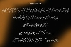 Web Font Brushwood - Signature Script Font Product Image 4