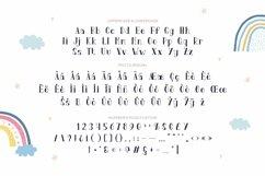 Web Font Kinagara Display Font Product Image 2