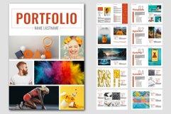 Graphic Design Portfolio Template Product Image 1
