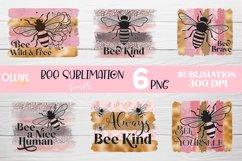 Sublimation Bundle | Bee Sublimation PNG Bundle Product Image 1
