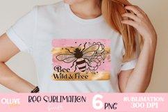 Sublimation Bundle | Bee Sublimation PNG Bundle Product Image 2