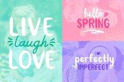The Cutesy Font Bundle 9 Fonts! Product Image 4