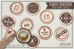 Coaster quotes bundle over 50 designs Product Image 3