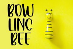 Bees Loves - Cute Handwritten Font Product Image 4