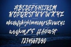 Web Font Boscout - Brush Font Product Image 4