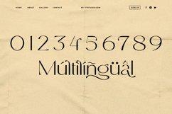 Allright - Fashionable Font Product Image 2