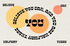 Janger - Display font Product Image 2