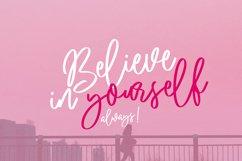 Believest Script Font Product Image 6