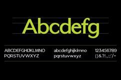 Bellaxio Sans Product Image 2