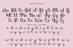 Bellisda - Lovely Script Web Font Product Image 2