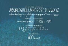 Web Font Belooya - A Stylish Signature Font Product Image 6