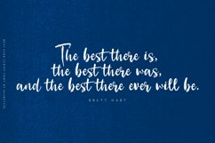 Best Ever - A Stylish Handwritten Font Product Image 5