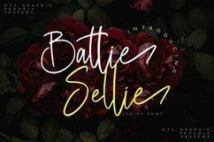 Battie Sellie - Script Font Product Image 1
