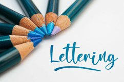 Bettani Sellia - Calligraphic Script Font Product Image 6