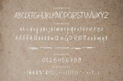 Bettani Antique - Handwritten Font Product Image 6