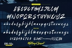 Better at class Brush Script font Product Image 3