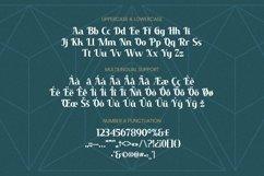 Web Font Bezitgeist - Display Font Product Image 5