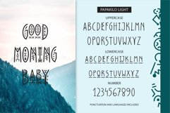 PapaKilo - Tribal Font Family Product Image 6