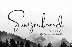 Switzerland Script Product Image 1