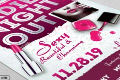 Girls Night Out Flyer Template Product Image 6