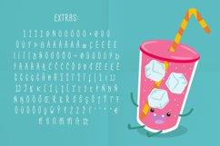 Pink Lemonade a hand-drawn cute font! Product Image 4