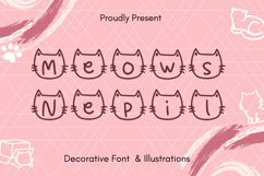 Meows Nepil Product Image 1