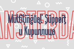 Sansterdam Inline & Outline Product Image 3