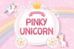 Pinky Unicorn Product Image 1