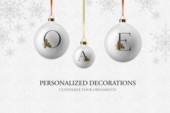 Holiday Alphabet Design Set Product Image 3