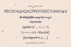 Mikeny - Handwritten Script Font Product Image 4