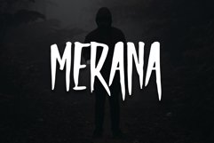 Merana Typeface Product Image 1