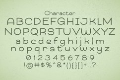 Web Font Gora Product Image 4
