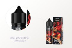 eLiquid Bottle Mockup v. 2C Product Image 5
