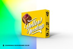 9.7.2 Simple 3D Box Mockup PSD Product Image 1